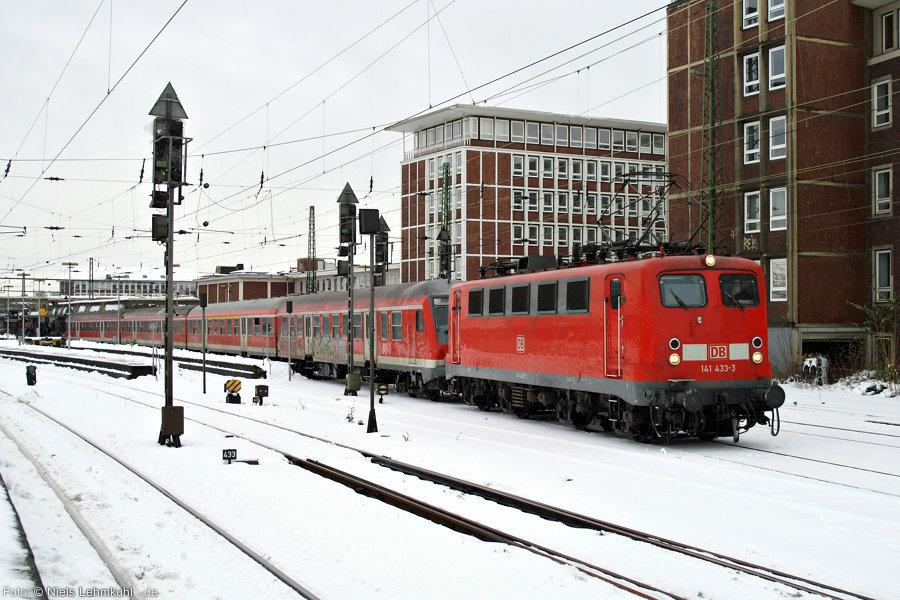 141 433 mit RB in Münster