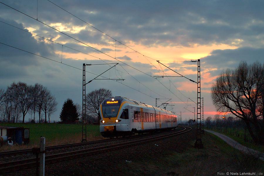 ERB ET5.14 bei Benhausen