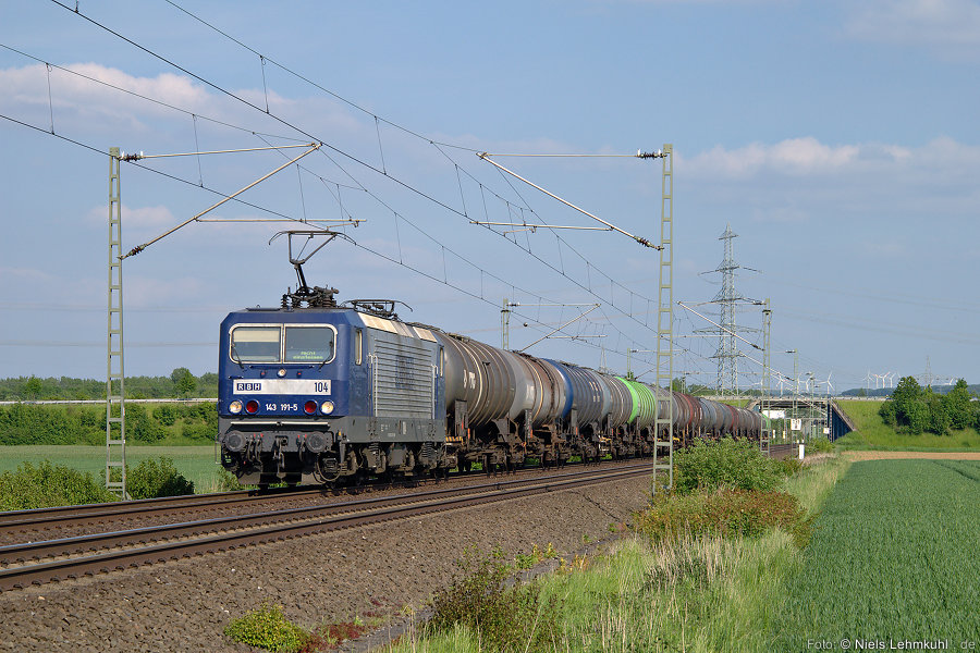 RBH 143 191 bei Elsen