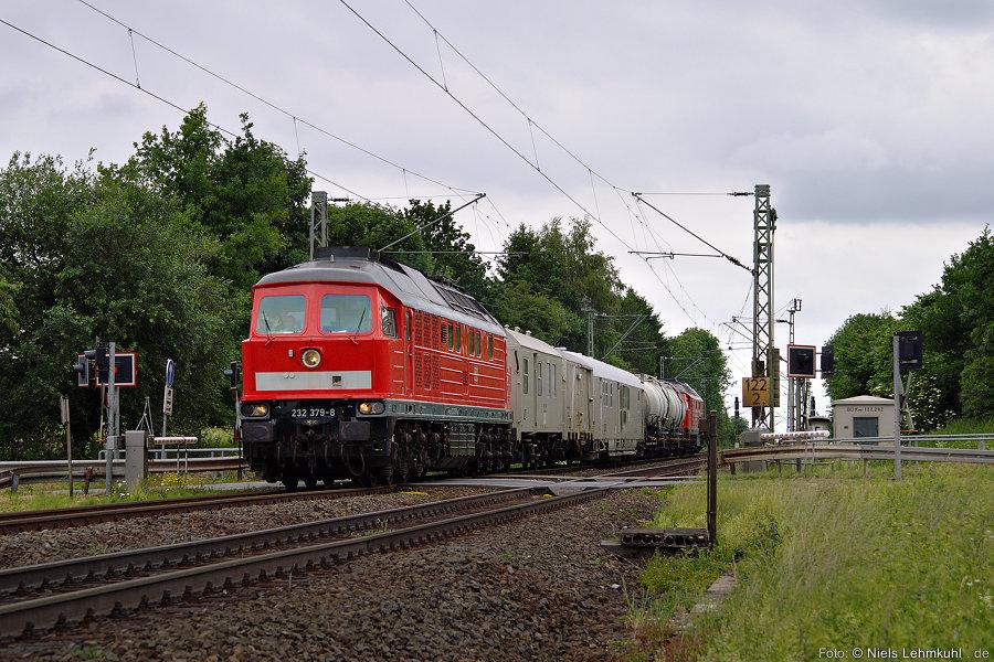 232 379 und 232 587 bei Benhausen