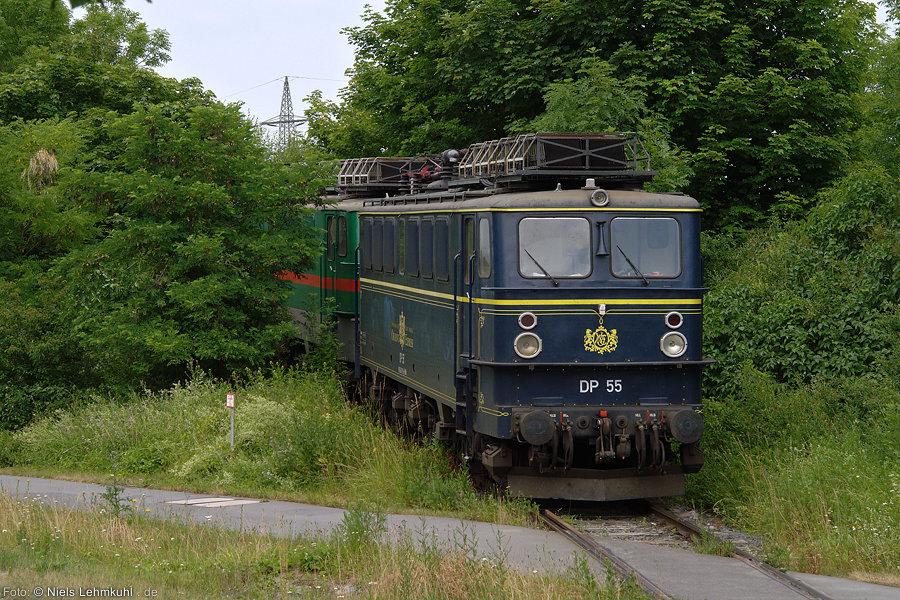 DP 55 und DP 54 in Geseke Süd