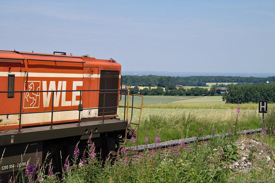 WLE 62 und WLE 38 bei Uelde