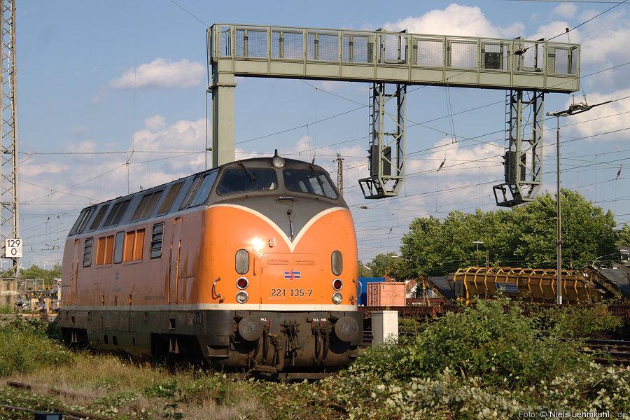 BEG 221 135 in Paderborn