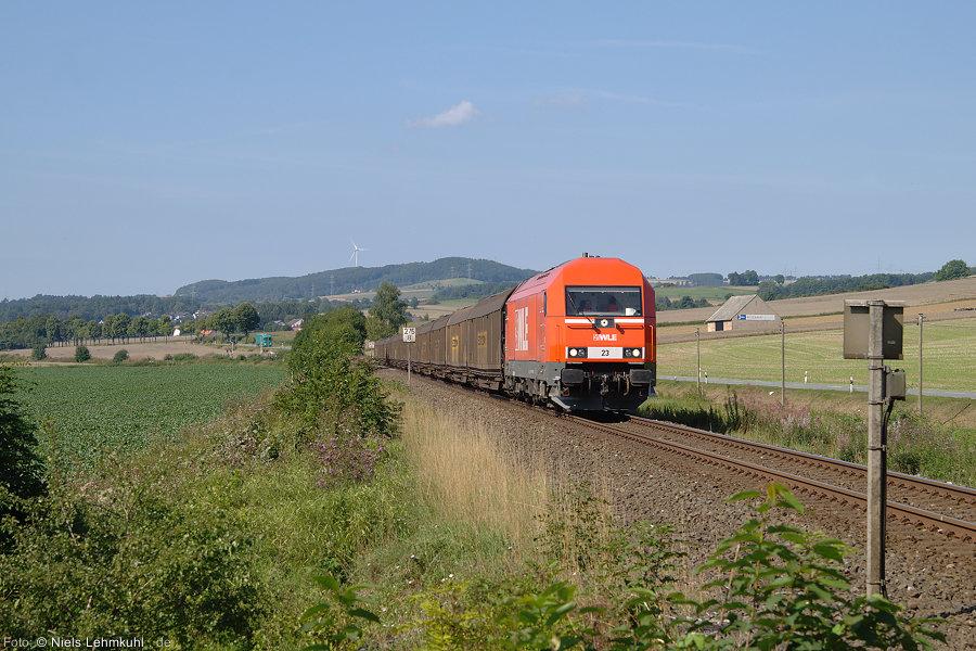 WLE 23 bei Westheim