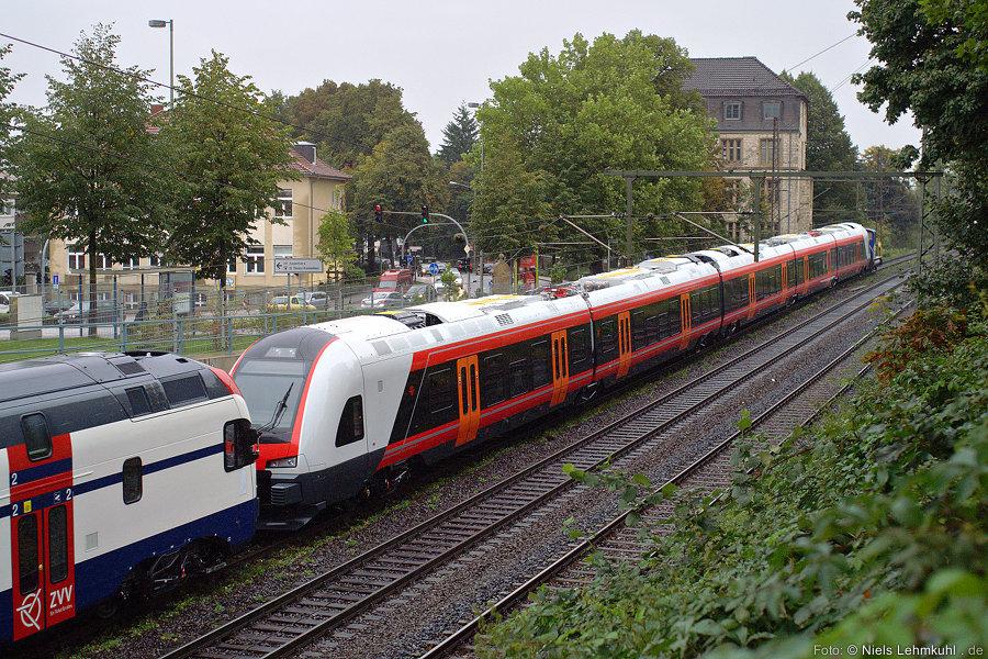 NSB BM 74 001 Flirt in Paderborn