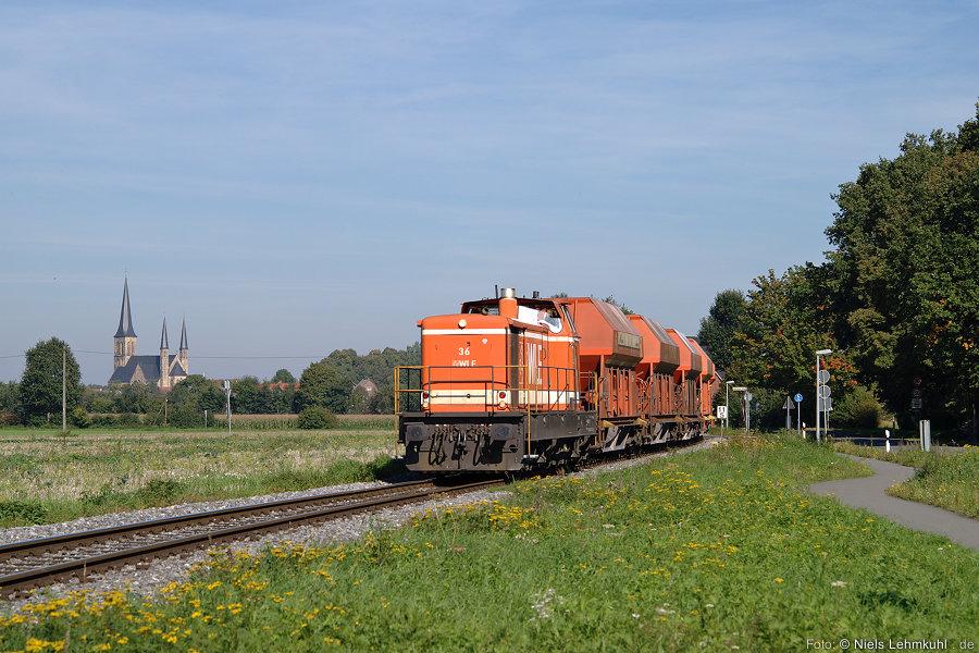 WLE 36 bei Wadersloh