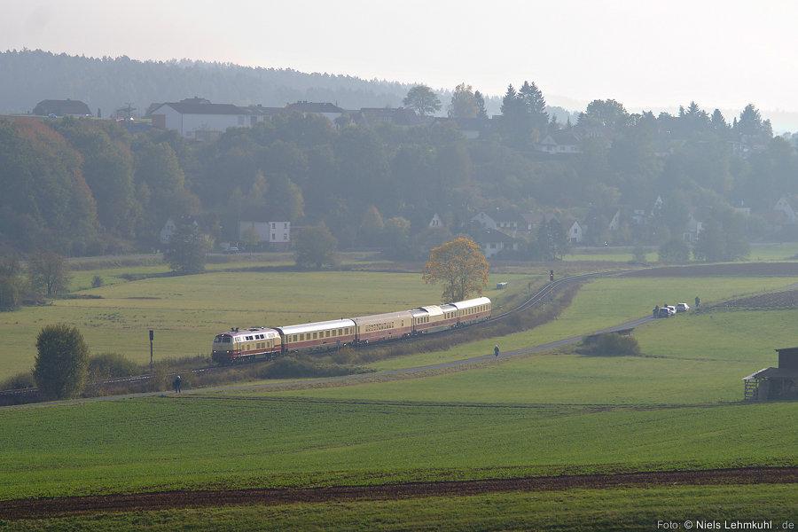 218 105 bei Münchhausen