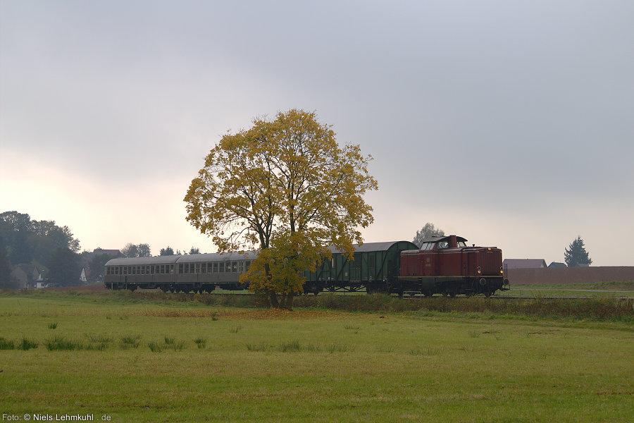 VEB V100 2299 bei Münchhausen