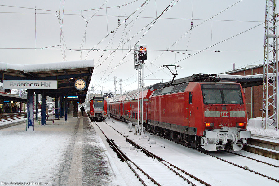 146 009 in Paderborn