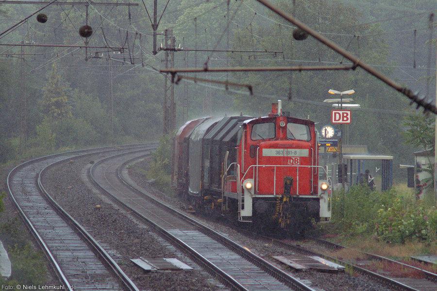 363 191 mit Talleübergabe in Paderborn