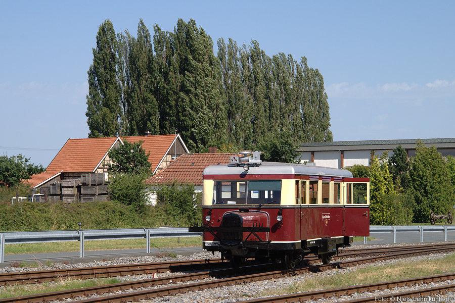 Wismarer Schienenbus T1 in Rabber (2012-08-19)