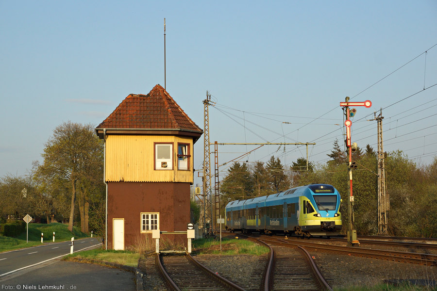 WFB ET-009 in  Velpe