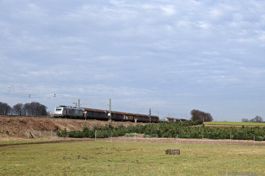 HSL 37025 bei Belm am  2015-03-07