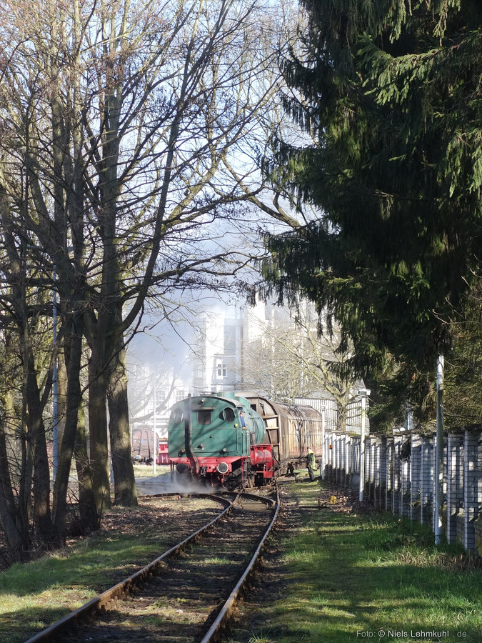 03 189 im Werk der Firma Felix Schoeller in Lüstringen